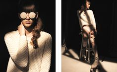 Sport Chic, fashion editorial by Michael Wong