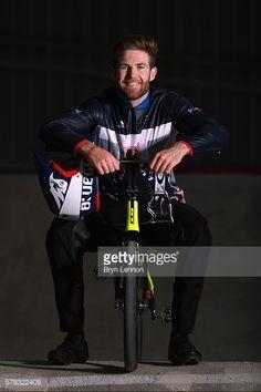 MANCHESTER, ENGLAND - JULY 21: Team GB BMX rider Liam Phillips... #bucknellgb: MANCHESTER, ENGLAND - JULY 21: Team GB BMX… #bucknellgb