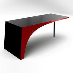 Source Diving Desk by thomas de lussac Table Furniture, Home Furniture, Industrial Furniture, Contemporary, Modern, Home Office, Diving, Home Furnishings, Computer Desks