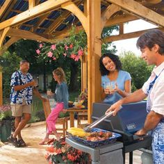 Learn how to shade your deck or patio to protect yourself from the scorching summer heat!