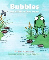 Bedtime Story Suggestion: Bubbles - Big Stink In Frog Pond | My Active Child