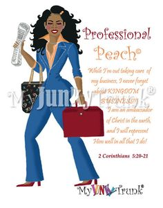 Buy+Two+Get+One+FREE+Professional+Peach+African+by+MyJunkyTrunk,+$18.00