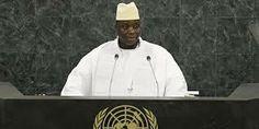 Gambie: Les frontières du pays fermés
