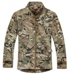 This quintessential army jacket in a durable and sturdy fabric is tailor made for all you army personnel out there.