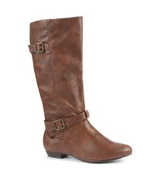 Tan (Stone ) Brown High Leg Boot | 256672118 | New Look