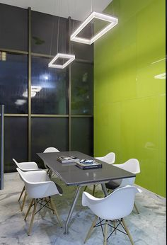The Baya Park Company Office Design by Planet 3 Studios – Office Design 2020 Commercial Office Space, Commercial Design, Commercial Interiors, Interior Work, Office Interior Design, Interior Architecture, Corporate Interiors, Office Interiors, Company Office Ideas