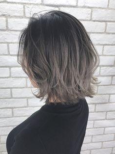 Pin on Hair Pin on Hair Short Dyed Hair, Short Straight Hair, Medium Hair Styles, Curly Hair Styles, Ashy Hair, Cabello Hair, Shot Hair Styles, Pretty Hair Color, Wild Hair