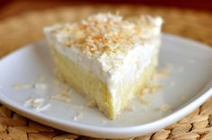 Old-Fashioned Coconut Cream Pie (Baking Quotes Graham Crackers)
