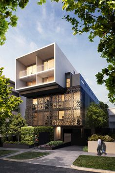 Architect: Rothe Lowman Location: Toorak, Melbourne #architecture #melbournearchitects #rothelowman #scharp