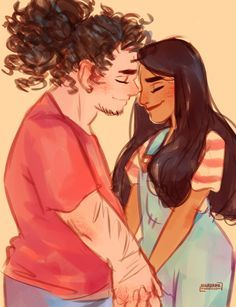 Grown up Steven and Connie <3