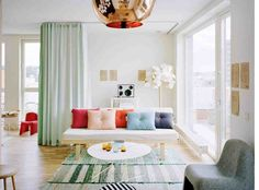 bedroom eclectic guest · bright