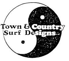 T&C + town and country + surf