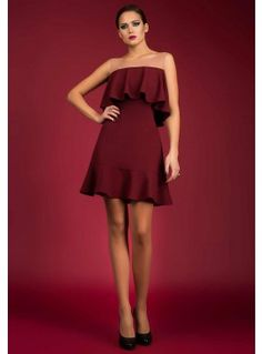 Rochie Come to my door Attitude, Strapless Dress, Feminine, Elegant, Formal Dresses, Shopping, Collection, Fashion, Strapless Gown