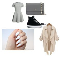 """""""Untitled #2"""" by boder on Polyvore featuring Superdry, DKNY and Converse"""