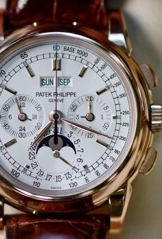 Patek Philippe Watch. Luxury safes, luxury brands, exclusive design, luxury goods, luxury life, maison et objet. For more luxury news check out: http://luxurysafes.me/blog/