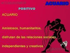 HORÓSCOPOS LO POSITIVO DE ACUARIO https://www.cuarzotarot.es/ #FelizMiércoles #Horoscopos #Positivo #Suerte #Deseos #MenteSana