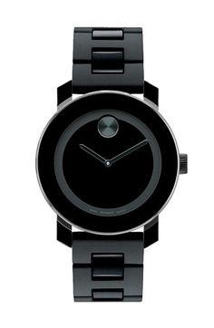 Black on black on black. So sleek.