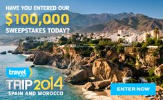 Don't miss your chance at our $100,000 getaway