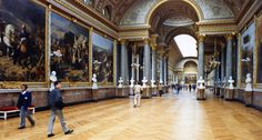 The Louvre!!! BEAUTIFUL museum! Spent three days in there! It still was not enough!