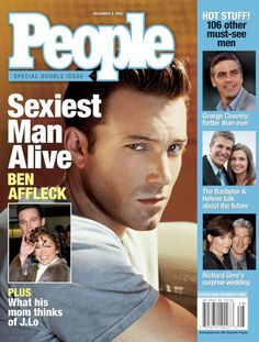 people magazine sexiest man alive 2019