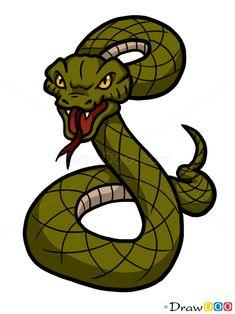 King Cobra Snake Drawings Cobra Snake Drawing Cobra Snake King