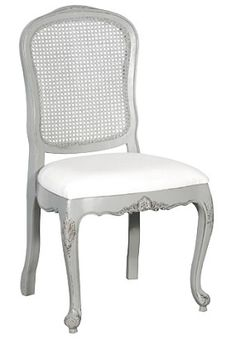 Nordic Grey Dining Chair
