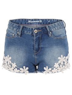 'Erin' Woodstock Hot Short -