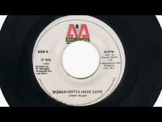 (1975) Jimmy Riley: Woman Gotta Have Love