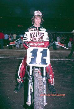 young Scott Parker