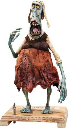 Lot 94117 - ParaNorman Goodie Temper Zombie Original Animation Puppet (LAIKA…