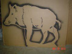 Basic (uncolored) Boar