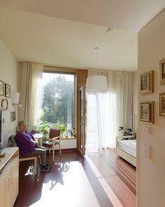 Residential Care Home Andritz  / Dietger Wissounig Architekten | ArchDaily