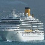 The Spa Travel Man Goes Cruising on Costa Luminosa To The Western Mediterranean
