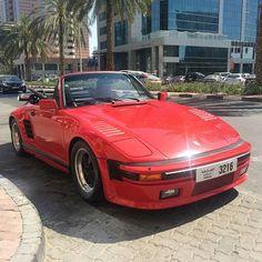 Porsche 911 Turbo Cab