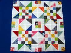 Attic Window Quilt Shop: GREAT WAY TO USE YOUR SCRAPS!