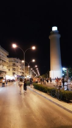 Αλεξανδρούπολη (Alexandroupolis) στην πόλη Έβρος, Έβρος Lighthouses, All Over The World, Sailing, Cities, Landscapes, Outdoors, Heart, Places, Greece