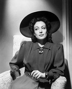 The stunning Joan Crawford 1944