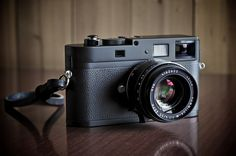 Leica M Monochrom by J Howe on Flickr.