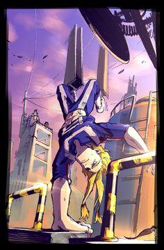 Фотографии All Might [Boku no Hero Academia] Boku No Hero Academia, My Hero Academia Memes, Hero Academia Characters, My Hero Academia Manga, Anime Characters, Kirishima Eijirou, Blue Exorcist, Me Me Me Anime, Anime Guys