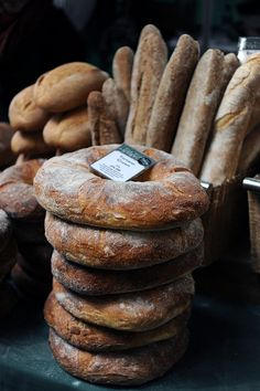Loaves by hebazay, via Flickr