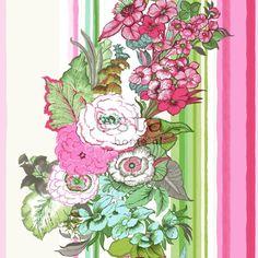Behang Esta Home Pretty Nostalgic 138115 bloemen