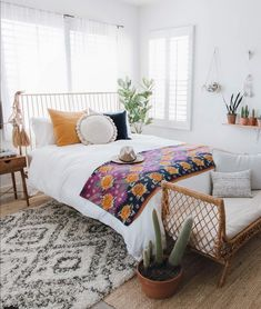 Bohemian home in California Follow Gravity Home: Instagram - Pinterest - Facebook - Bloglovin