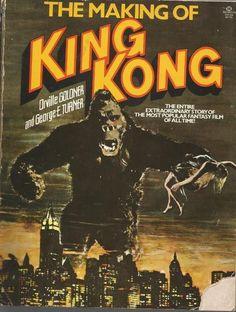 Making of King Kong Trade Paperback