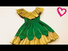 DIY Super Modern Designer Girls Baby Frock Cutting and Stitching Full Tutorial for Easy Way Baby Frock Pattern, Frock Patterns, Baby Girl Dress Patterns, Girls Frock Design, Baby Dress Design, Baby Frocks Designs, Kids Frocks Design, Frocks For Girls, Toddler Girl Dresses