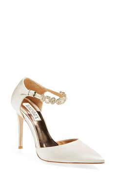 'Pia' Ankle Strap d'Orsay Pump (Nordstrom)