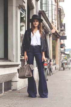The-Fashion-Fraction-Giambattista-Valli-x-7-for-all-mankind-bootcut-jeans-city-outfit-flared-jeans-inspiration-avinas-jewelry-celine-Tie-Tote-Bag-1