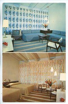 1000 images about vintage motels restaurants lounges drive ins on pinterest motel room. Black Bedroom Furniture Sets. Home Design Ideas