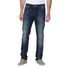 """""""Línea vaquera de Geox"""" Pantalón Vaquero de hombre Geox Regular tapered, con un diseño elegante y muy cómodo. · Elaborado en algodón al 98%. · Tipo de vaquero: Regular Tapered · 5 bolsillos · Todos nuestros productos son 100% original. · Entrega gratuita en 24/48 horas en España Peninsular  #jeans #geox #vaqueros #tejanos #modahombre #promocion #tiendaonline #compras"""