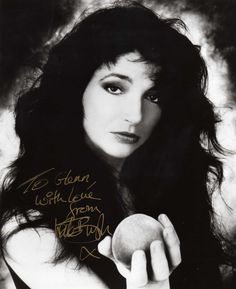 The lovely and talented Kate Bush. Experimental Music, Model One, Tv On The Radio, Tv Radio, Black N White Images, Female Singers, Record Producer, Pop Music, Celebrity Pictures