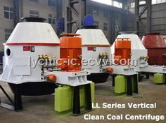 LL Series Vertical Centrifuge for Coal Washing (LL) - China Vertical Centrifuge;Coal Washining Centrifuge;Mine Washining Equipment, CIC